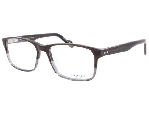 NEW Davidoff DV 91047 4099 54mm Brown Clear Optical Eyeglasses Frame