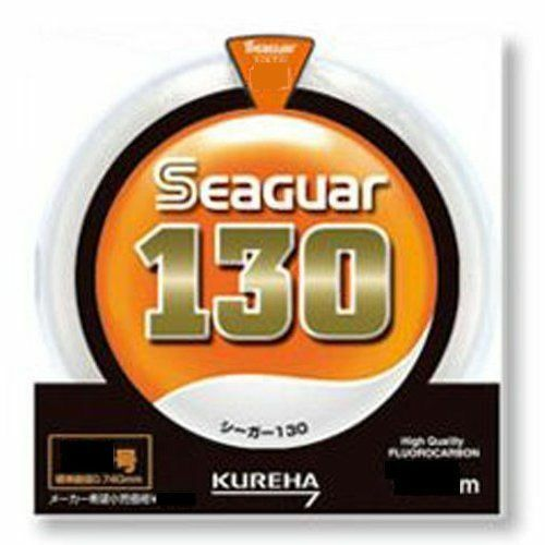 KUREHA Seaguar 130m  20  Fishing LINE From JAPAN