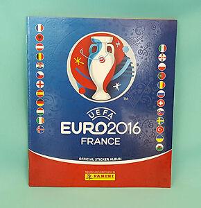 Panini-EM-Euro-2016-France-Leeralbum-Sammelalbum-Album-Neu-Sticker