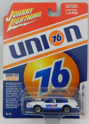 2018 Johnny Lightning HOBBY EXCKUSIVE *UNION 76 UNOCAL* 1986 Buick Regal T-TYPE