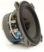 "FOCAL 4V2 4"" POLYGLASS MIDRANGE CAR AUDIO 4 OHM MID SPEAKER MADE IN FRANCE"