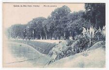 Quinta da Boa Vista Rio de Janeiro Brazil 1910c postcard