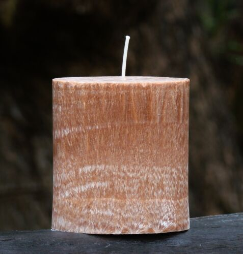 40hr FRENCH MUSK SANDALWOOD /& VANILLA Triple Scented ART Candle BIRTHDAY GIFTS