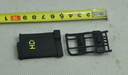 gi joe 2009 roc rise of cobra Heavy Duty  Backpack  accessories A110