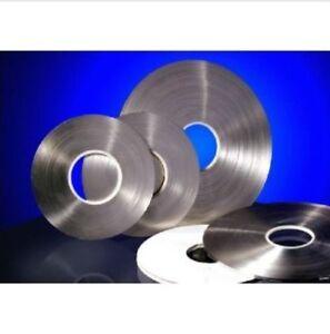 0.15*5mm Pure Nickel Belt Plate Strap Strip 99.96% for battery spot welding