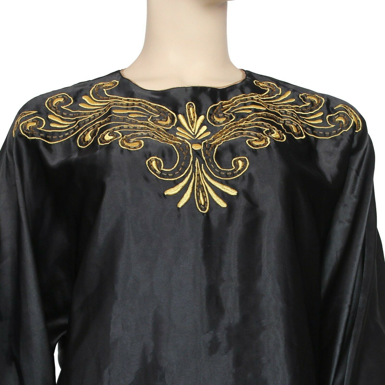 Vintage 1990's Laura & Jayne Collection Blouse Si… - image 2