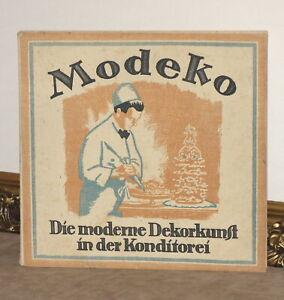 Die Moderne Dekorationskunst In Der Konditorei Modeko Mit Schablonen Backen Top Sonstige Bäcker & Konditor