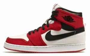 695bb211c5f7 Nike Air Jordan 1 KO AJKO High OG Chicago White Red Black size 12.5 ...