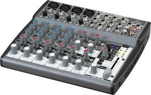 BEHRINGER-Xenyx-1202FX-Mixer-passivo-12-ingressi-con-effetti