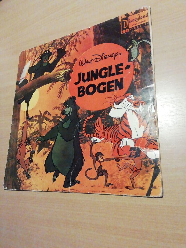 LP, Junglebogen, Disney Junglebogen