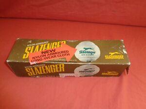 Vintage 1976 SLAZENGER LTA Official WIMBLEDON CHAMPIONSHIPS Tennis Balls + Box