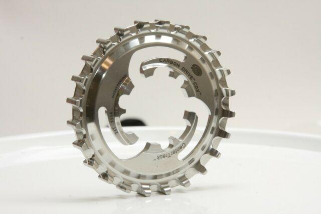 Gates Carbon Drive CDX CenterTrack Rear Sprocket 20 tooth Compatible with 9