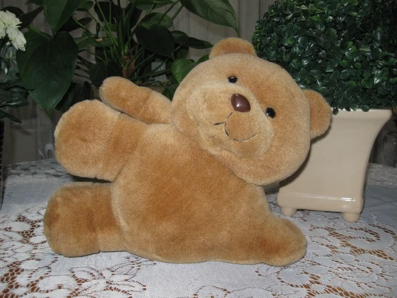 German Bakito Bear Plush Heunic Neustadt