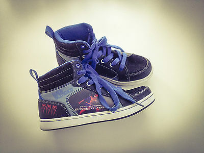 Spiderman High Sneakers Jungs Gr. 34