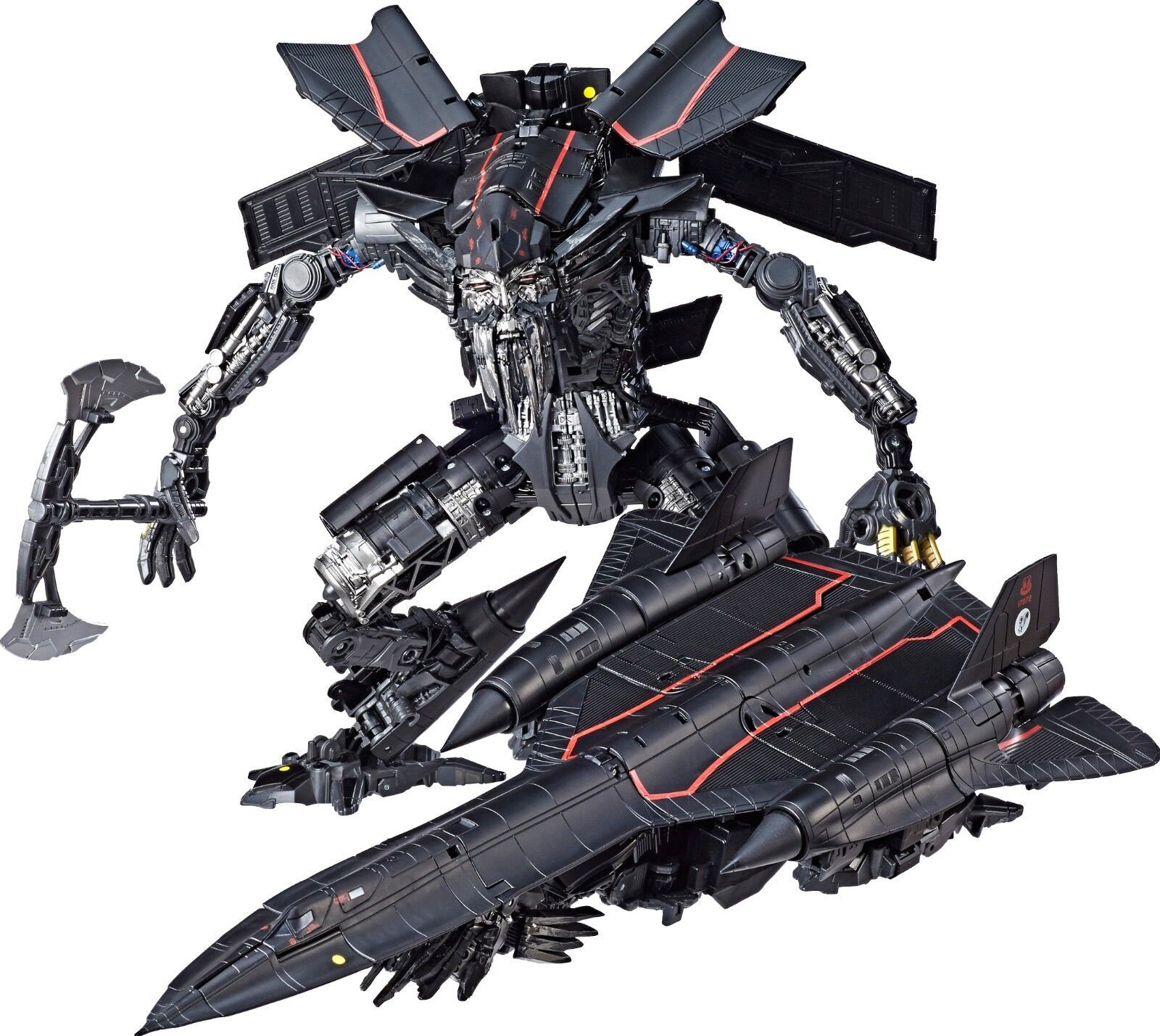 Die generationen filmstudio serie leader jetfire tf2 action - figur
