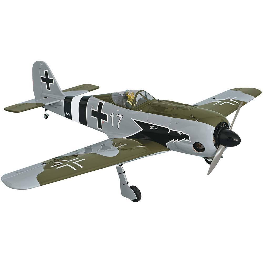 Phoenix Modelo Focke-Wulf FW 190. 46 - .55 Grand Prix episodio ARF PH182