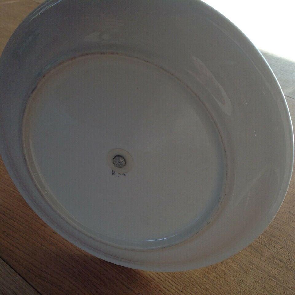 Porcelæn, Kagestander, Pillivuyt
