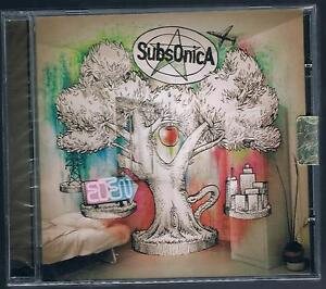 SUBSONICA-EDEN-REPACKAGING-feat-FRANCO-BATTIATO-CD-SIGILLATO