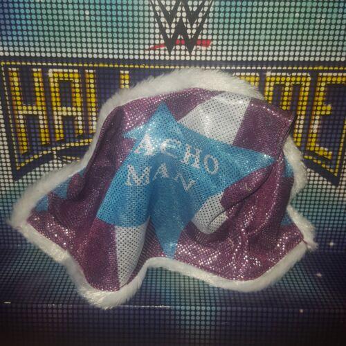 Macho Man Robe Mattel Accessories Fodder for WWE Wrestling Figures