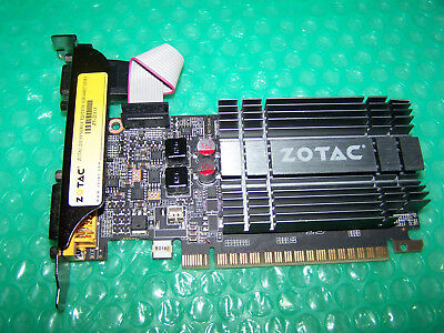 ZOTAC GEFORCE 210 1GB DDR3 DRIVERS