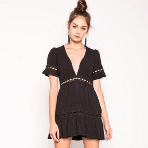 Stone Cold Fox Dress Size 1 - image 1
