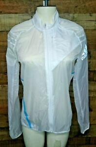 New-Adidas-FST-Anthem-Running-Light-reflective-Jacket-Women-039-s-Size-S-MSRP-100