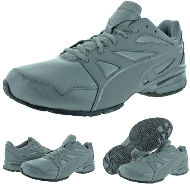 e25cf9eaa25b8d PUMA Tazon Modern Fracture Mens Gray Synthetic Athletic Lace up Running  Shoes 10