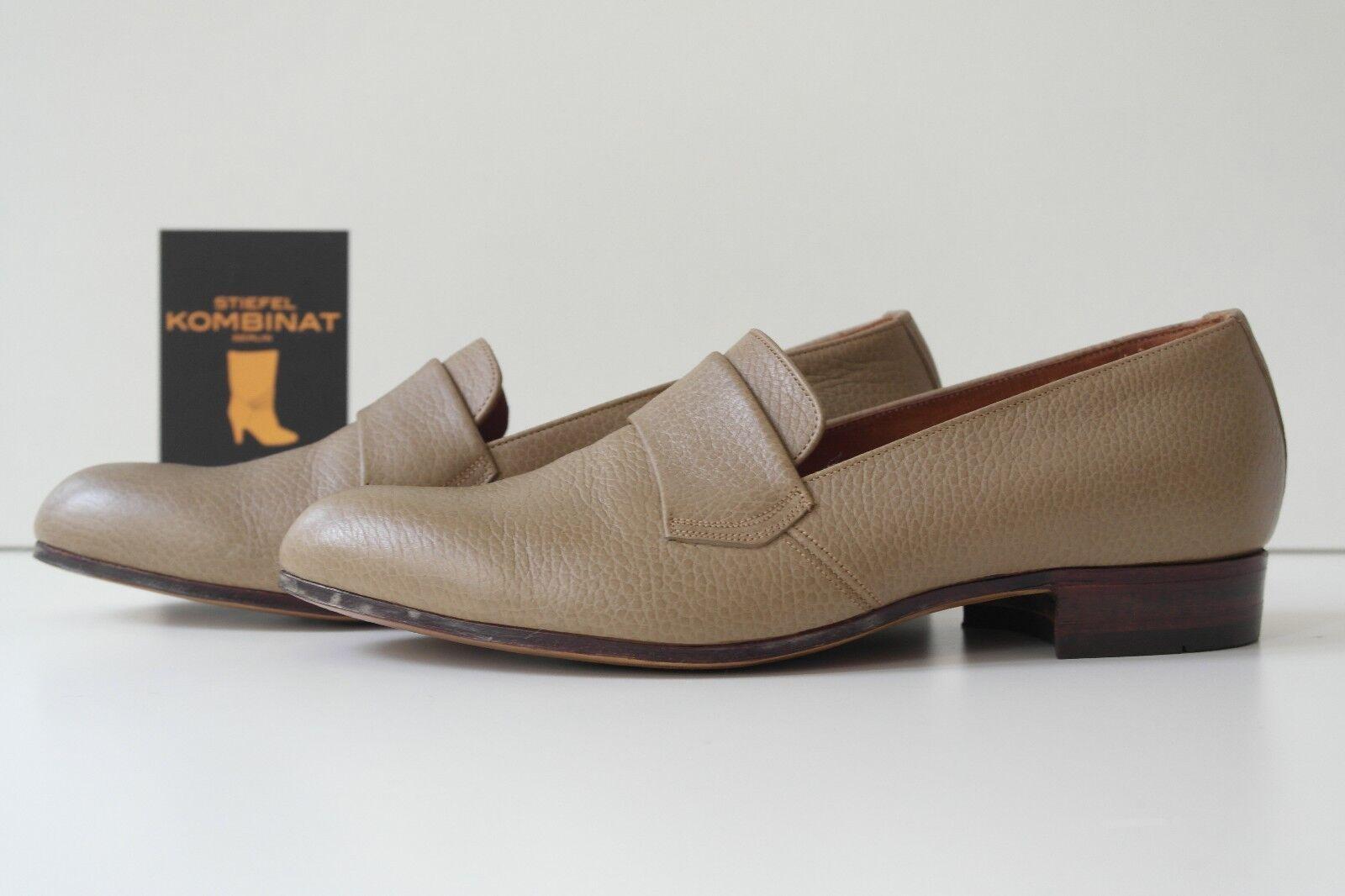 Rheinberger Mocassino Scarpe Scarpe Scarpe Da Uomo Scarpe Basse Slipper EUR 41 NOS True Vintage 8ee6d3