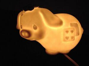 Vintage-Sweet-Precious-Moments-Ceramic-Night-Light-Pig