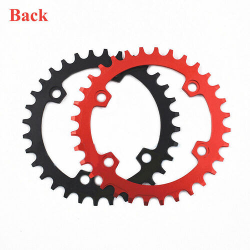 DECKAS BCD96mm Bicycle Narrow Wide Chainring Round Oval MTB Gear 32//34//36//38T