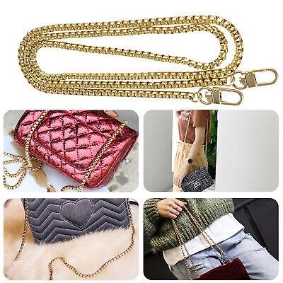 Women/'s Leather Chain Strap Shoulder Crossbody Bag Handbag Purse Replacement NEW