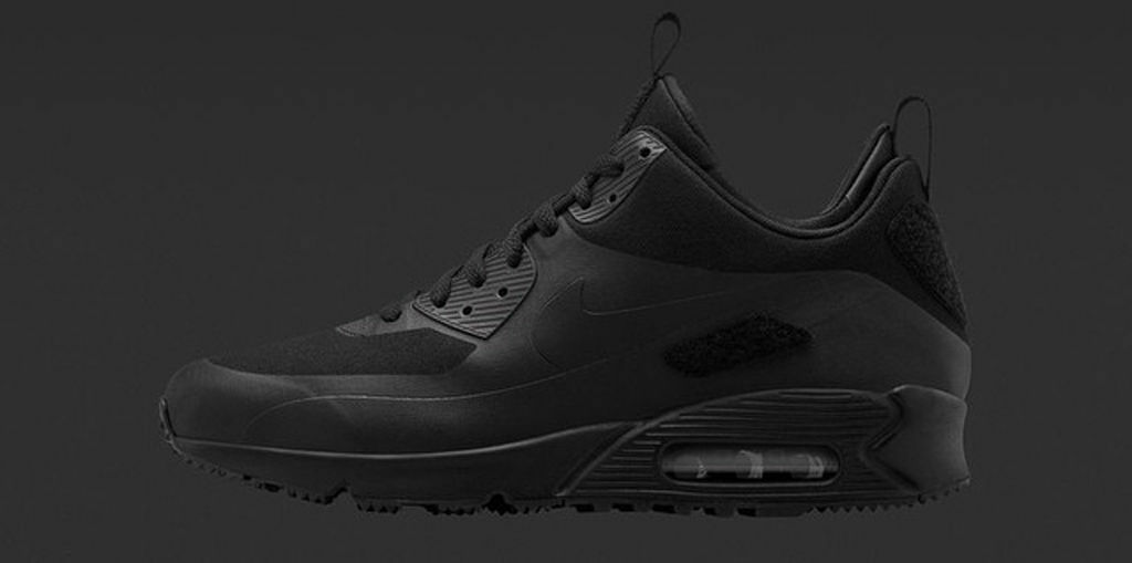 SZ 8 Nike Air Max 90 Sneakerboot SP 'Patch' 704570-001 Training AM90