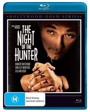 The Night Of The Hunter (Blu-ray, 2013) New  Region B