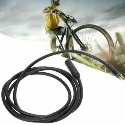 E-Bike Motor Extension Cable Wire 9 Pin Extension Connection Female to Male