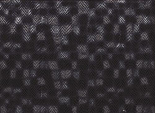 Snakeskin Foil Print Poly Lycra
