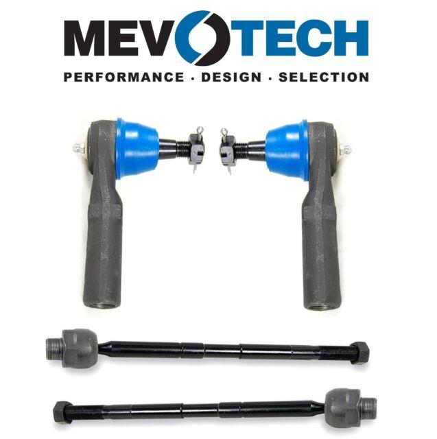 For Dodge Ram 1500 2500 3500 Inner /& Outer Tie Rod Ends Suspension KIT Mevotech