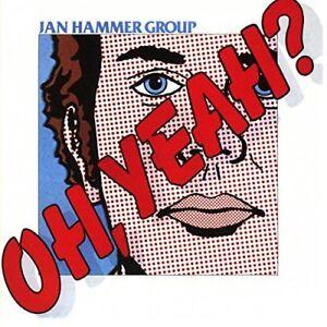 Jan-Hammer-Group-Oh-Yeah-2018-CD-NEW-SEALED-SPEEDYPOST