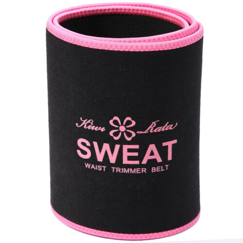 Women Men Waist Trainer Neoprene Belt Hot Sauna Sweat Body Shaper Tummy Control