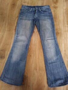 Taille Foam Jeans Victoria Crown Pour Republic 27 Sea Beckham Rock q6wS8