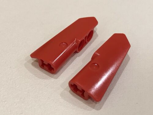 LEGO Technic 1 Pair Panel 21 /& 22 Red P//N 11946 /& 11947 NEW C017