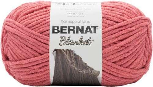 Bernat Blanket Big Ball Yarn Terracotta Rose 057355432864
