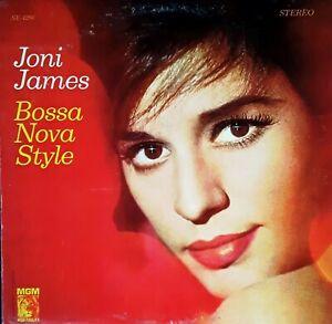 JONI-JAMES-BOSSA-NOVA-STYLE-MGM-LBL-STEREO-LP-1965