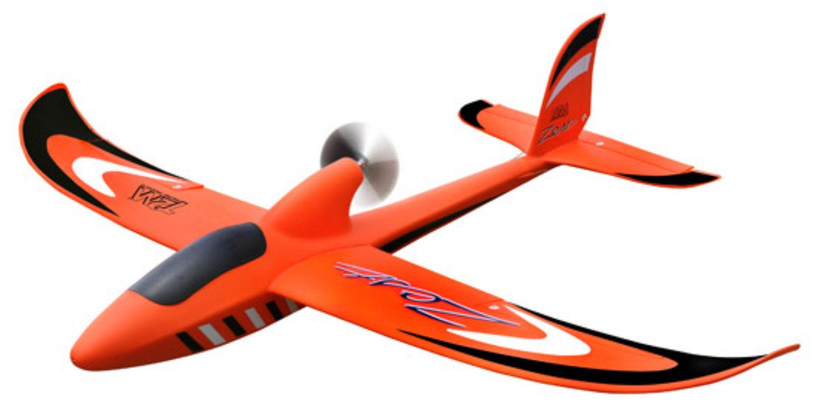 T2M T4511 ZEST VELIERO ELETTRICO BRUSHLESS MOTORE ARF 1420mm apertura alare