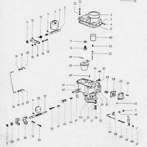 vw beetle parts listings manual 1949