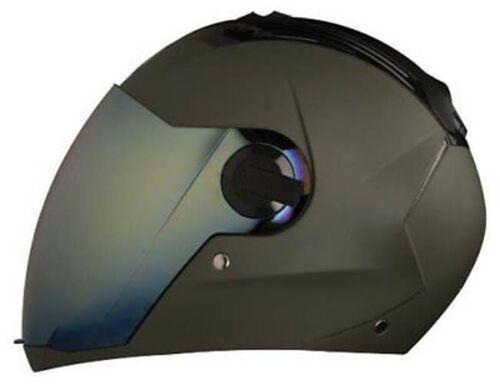 Steelbird Air SBA-2 Full Face Motorbike Helmet  Stylish Regular Size Green GEc