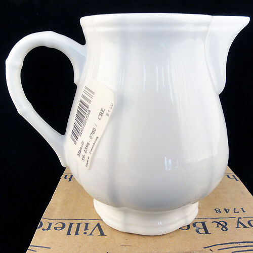 """MANOIR Villeroy /& Boch COFFEE POT 8.75/"""" tall NEW NEVER USED made in Luxembourg"""
