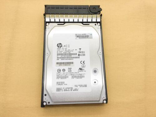 516814-B21 HP 300GB 15K 6G 3.5/' LFF SAS HDD 517350-001