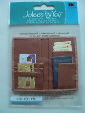 EK SUCCESS JOLEE'S PASSPORT HOLDER DIMENSIONAL STICKER BNIP