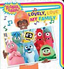 Lovely, Love My Family by Simon Spotlight (Board book, 2011)
