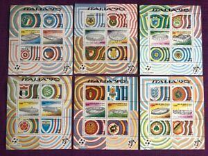 ITALIA-1990-SERIE-6-FOGLIETTI-ITALIA-039-90-NUOVI